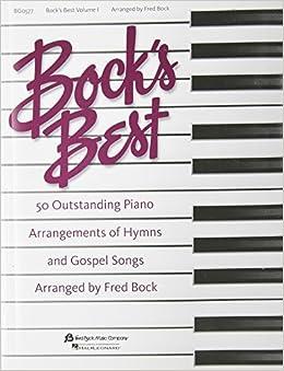Book Bock's Best - Volume 1: Piano Solo (1997-12-01)