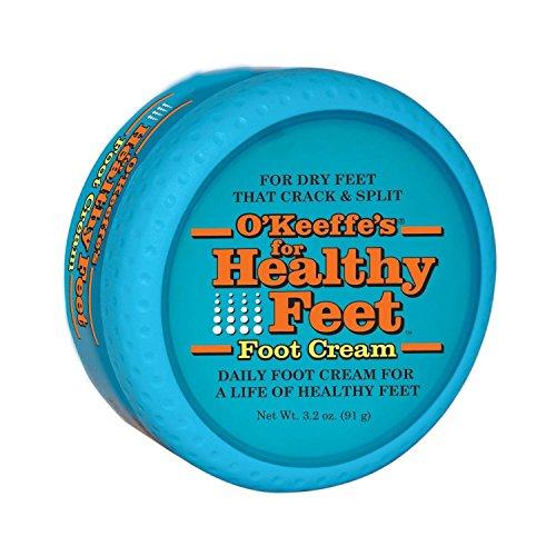 O'Keeffe'S for Heathly Feet, Feet Cream 3.2 Oz, For feet tha
