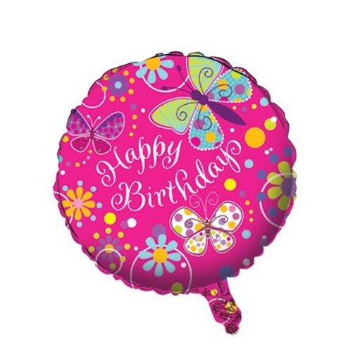 Sparkle Foil Balloon - 3