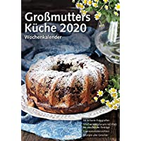 Wochenkalender Großmutters Küche 2020
