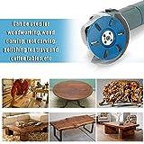 KKmoon Six Teeth Power Wood Carving Disc Tool