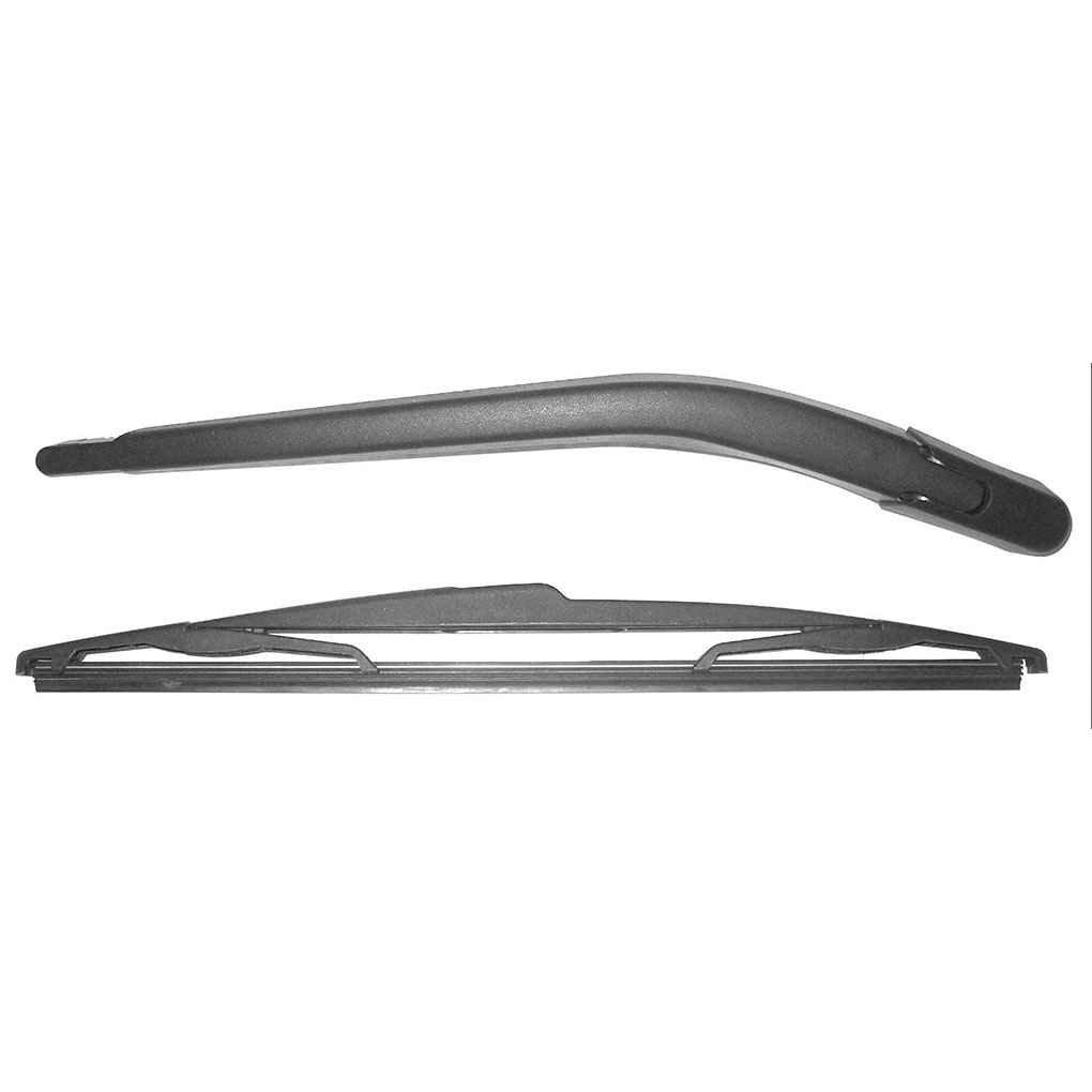 Luckiests Tergicristallo Posteriore Arm Set tergicristallo Braccio Lama Copertura OE 31333470 per Volvo XC60 2011-2016