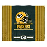 NFL Green Bay Packers Twin Comforter and Sham