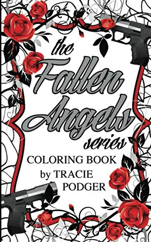The Fallen Angel Coloring Book