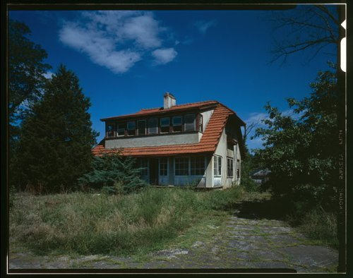 Photo: Longview Farm, Assistant Manager's House, Lees Summit, Jackson County, MO . Size: 8x10 (Stores In Lees Summit Mo)