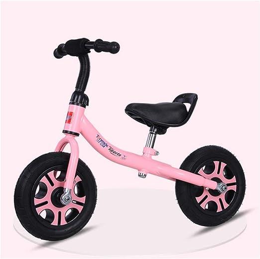 YSH 10 Pulgadas, Bicicleta De Equilibrio para Niños, Andador Y ...
