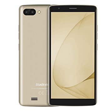 QUICKLYLY Smartphone/Telefono MovilBlackview A20 Android GO ...
