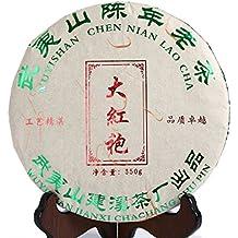 350g (12.3 Oz) Supreme Aged Wu Yi Rock Da Hong Pao Big Red Robe Cake Chinese Oolong Tea