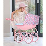 Baby Annabel New Baby Annabell Vintage Carriage Pram Christmas Gift