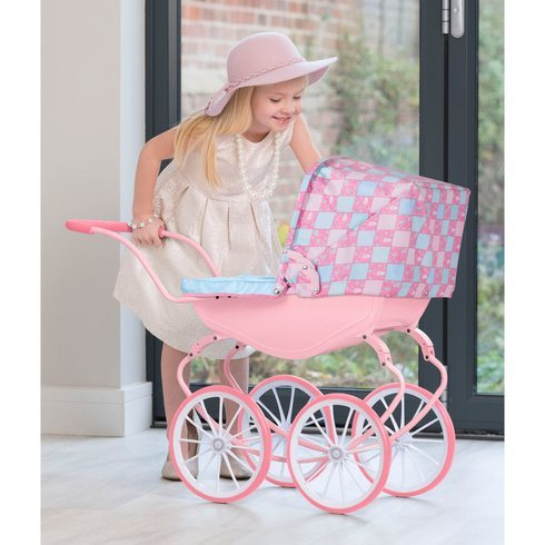 Baby Annabel New Baby Annabell Vintage Carriage Pram Christmas Gift by Baby Annabel