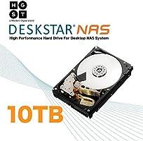 Hgst Deskstar Nas 3 5 10tb 7200 Rpm 256mb Cache Sata 6 0gb S Internal Nas Drive Kit 0s04037 Buy Online At Best Price In Uae Amazon Ae