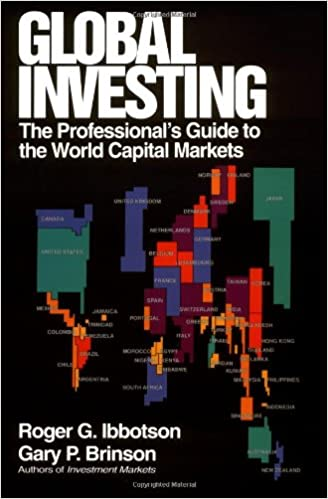 Global Investing: The Professional's Guide to the World