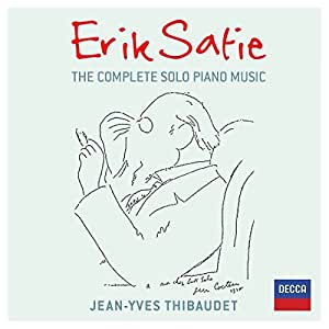 Satie: Complete Solo Piano Music [6 CD] by Jean-Yves Thibaudet (2016-10-21)