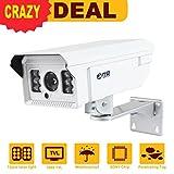 JOOAN 518MRC CCTV Security Camera 12pcs Laser IR Analog Camera Stunning Night Vision