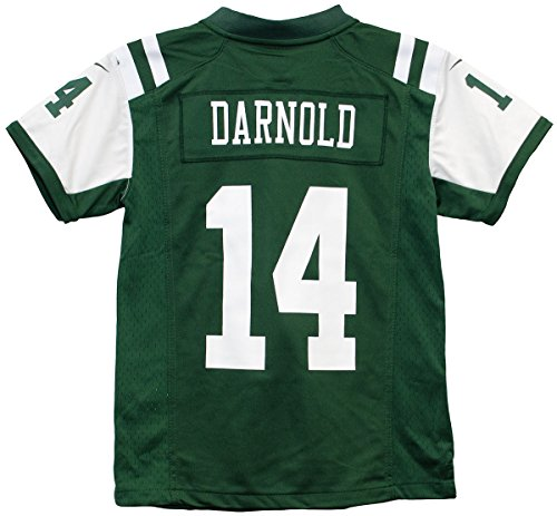 sam darnold game jersey