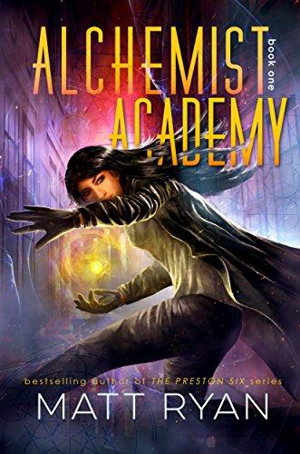 Kids on Fire: YA Alchemist Academy Series