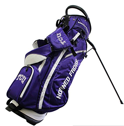 NCAA Texas Christian Fairway Golf Stand Bag by Team Golf