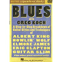 Blues - Guitar Signature Licks DVD