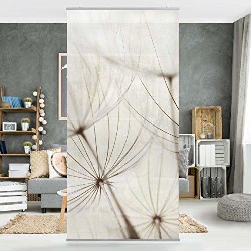 Panneau-rideau Gentle Grasses 250x120cm | support au choix panneau ...
