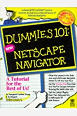 Dummies 101: Netscape Navigator (For Dummies) by Young, Margaret Levine, Bender, Hy (1996) Paperback Paperback