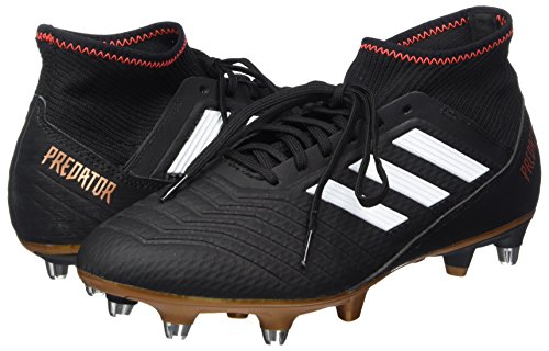 ftwr De 18 Core Red Homme Sg Black core Red 3 Football Adidas solar Predator Chaussures White Noir ZqnCfWxAw