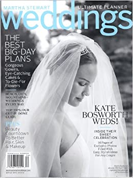 Martha Stewart Weddings Winter 2014