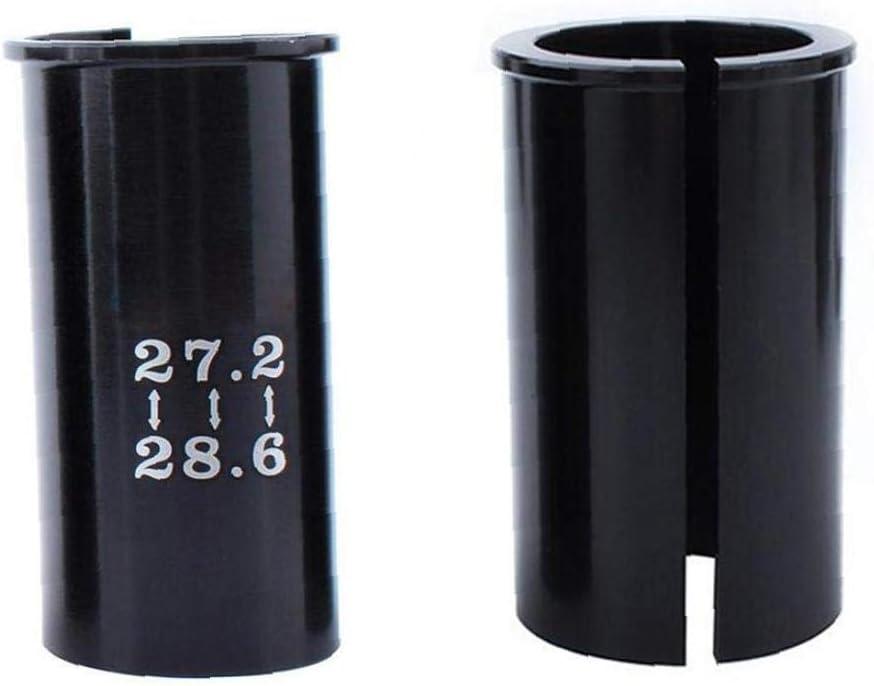 Remplacement Tige De Selle Adaptateur R/éducteur De Si/ège en Alliage Durable Adaptateur V/élo Seat Tube Seat Sleeve Adaptateur 27,2 /À 28,6 Type De 1pc