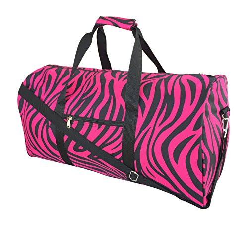 - Fashion Travel Cheer Gym Duffle Bag 21