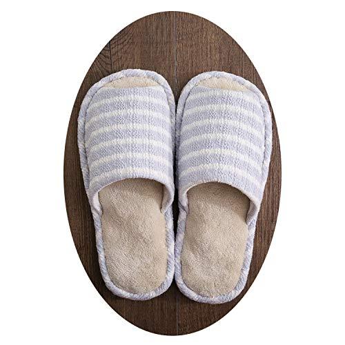 Scarpe Per Del Massaggianti flop Pantofole Cotone Le Danneggiano Non Donna Casa Da Ciabatte La In Flip 38 Mute blu Corpo Cura 35 fwXq8IU8n