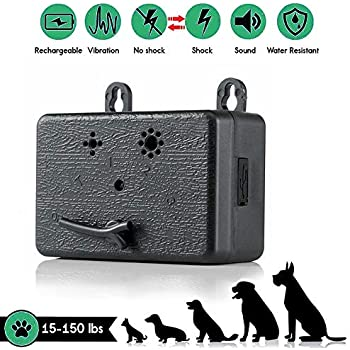 Amazon.com : Flexzion Ultrasonic Dog Bark Control Outdoor