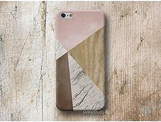 marmo legno print Custodia Case Cover per Huawei P30 P20 Pro Lite P10 Plus P9 P8 Mate 20 10 9 P Smart Y7 2019 Y6 Y5 2018 Nexus 6p G8