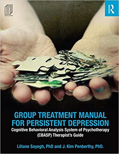 Cognitive behavioral therapy manual for depression