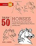 Draw 50 Horses, Lee J. Ames, 0823085813