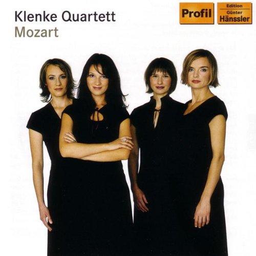CD : Klenke-Quartett - String Quartet A Major / String Quartet C Major (CD)
