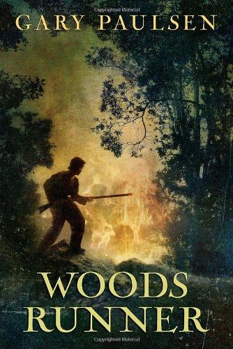 Book cover for Woods Runner