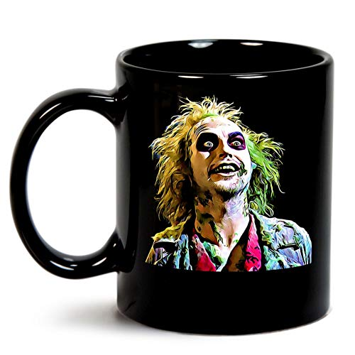 Beetlejuice Art mug]()