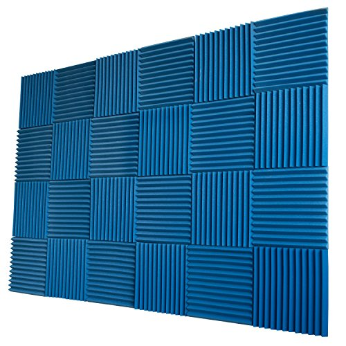 24-pack-all-ice-blue-acoustic-panels-studio-soundproofing-foam-wedges-1-x-12-x-12