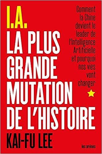 Amazon Fr I A La Plus Grande Mutation De L Histoire Kai