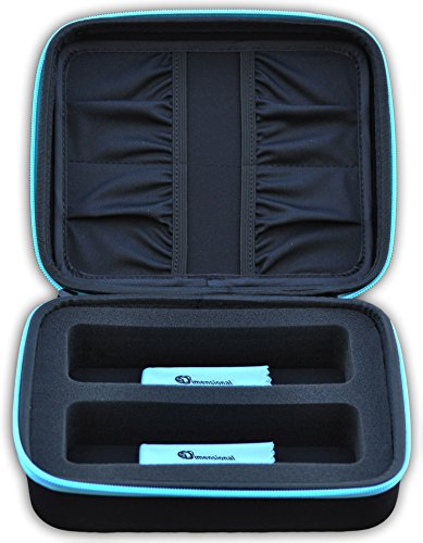 eD ELITE DUAL STORAGE CASE for your active 3D Glasses wit...