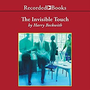 The Invisible Touch | Livre audio