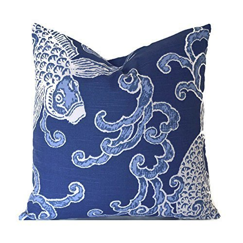 Decorative Throw Pillow Cover Any Size Pisces Aegean Aegean Decorative Pillow