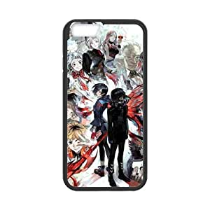 iPhone 6 Case,iPhone 6 Case Cover,iPhone 6 (4.7) Case Protective,Tokyo Ghoul Protection Hard Case for iPhone 6 (4.7) Soft Flexible TPU and PC material for iPhone 6 hjbrhga1544