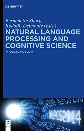 Natural Language Processing and Cognitive Science: Proceedings 2014