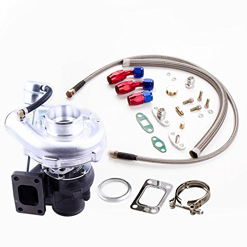 t3 turbocharger kit - 8