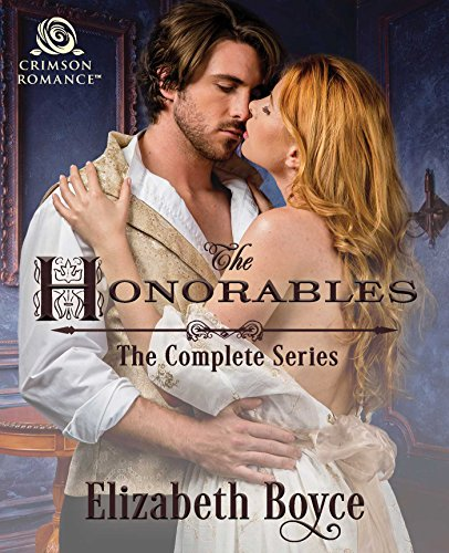 The Honorables: The Complete Series cover