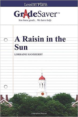 a raisin in the sun lesson