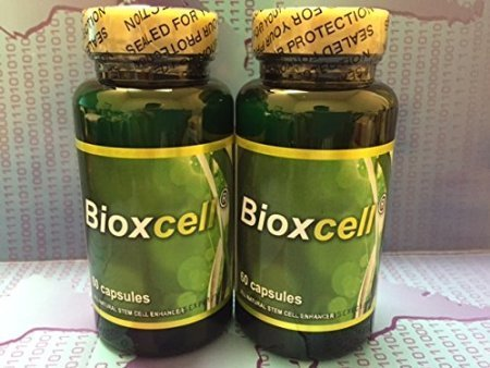 Bioxcell Celulas Madre 60 Caps 500mg Stem Enhancer Cell Aphanizomenon Flos-aquae (2) by ()