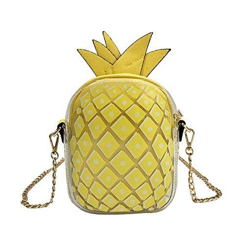 wonCacrostrans Bolso Amarillo Mujer Amarillo Amarillo Hombro para al O8T48ZLV8GMZ0QZ fzqwfvr