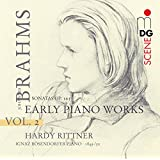 Early Piano Works 2: Sonatas Op 1 & 5
