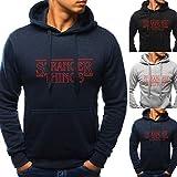 Amlaiworld Men Pullover Sweatshirt Autumn Winter